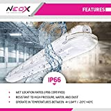 NEOX LED Garage Vapor Proof Fixture 4 feet 31W