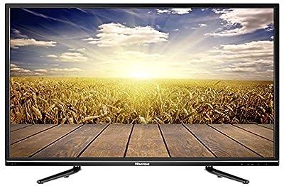Hisense 40H3E 40-Inch 1080p 60hz LED TV, 2014 Model (Certified Refurbished)