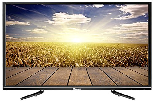 Hisense 40H3E 40-Inch 1080p 60hz LED TV, 2014 Model (Certified Refurbished)