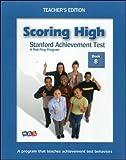 img - for Scoring High on SAT: Teacher Edition Grade 8 book / textbook / text book