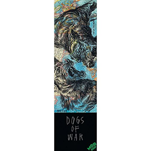 Mob x Ben Horton Dogs of War Grip Tape by MOB Griptape