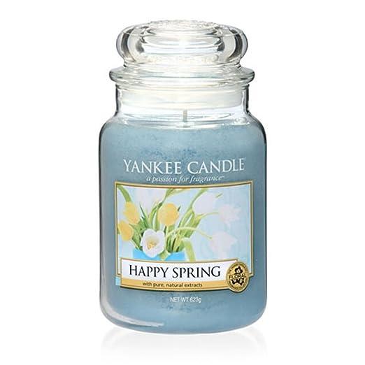 6 opinioni per Yankee Candle 1542608E HAPPY SPRING Giara Grande