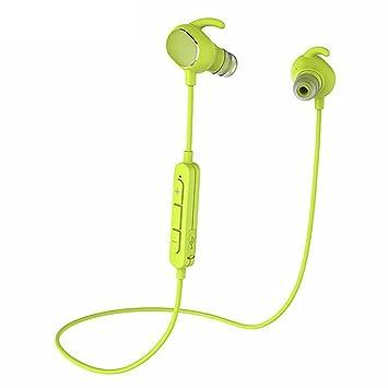 ELEGIANT Auriculares Bluetooth Deportes 4.1 Inalámbrica En-Oreja Estéreo Auriculares de Botón de Cancelación de