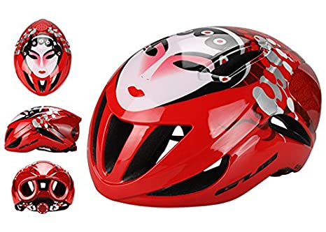 MuLan Skull Mens Bicycle cycling Helmet cascos ciclismo mtb Bicicleta Road Bike Helmet integrall Casco cycling