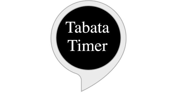 Bottom timer tabata