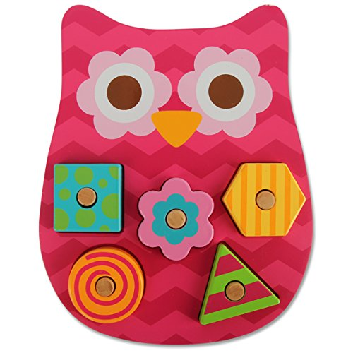 Stephen Joseph Shaped Wooden Puzzle product image