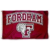 SNP Fordham RAMS Flag 3X5 Fordham University RAMS Banner