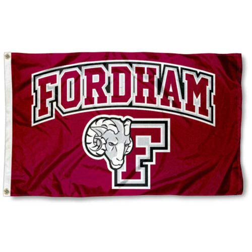 SNP Fordham RAMS Flag 3X5 Fordham University RAMS Banner by SNP