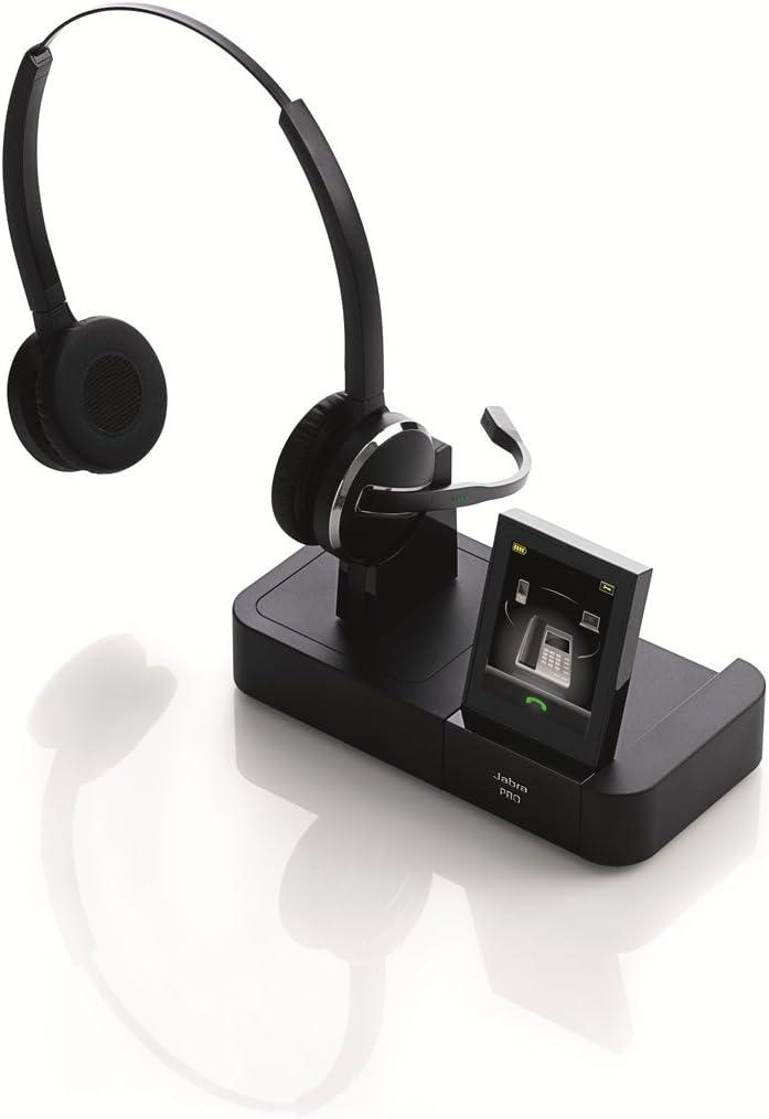 Jabra PRO 9465 Duo - Professional Wireless Unified Communicaton Headset
