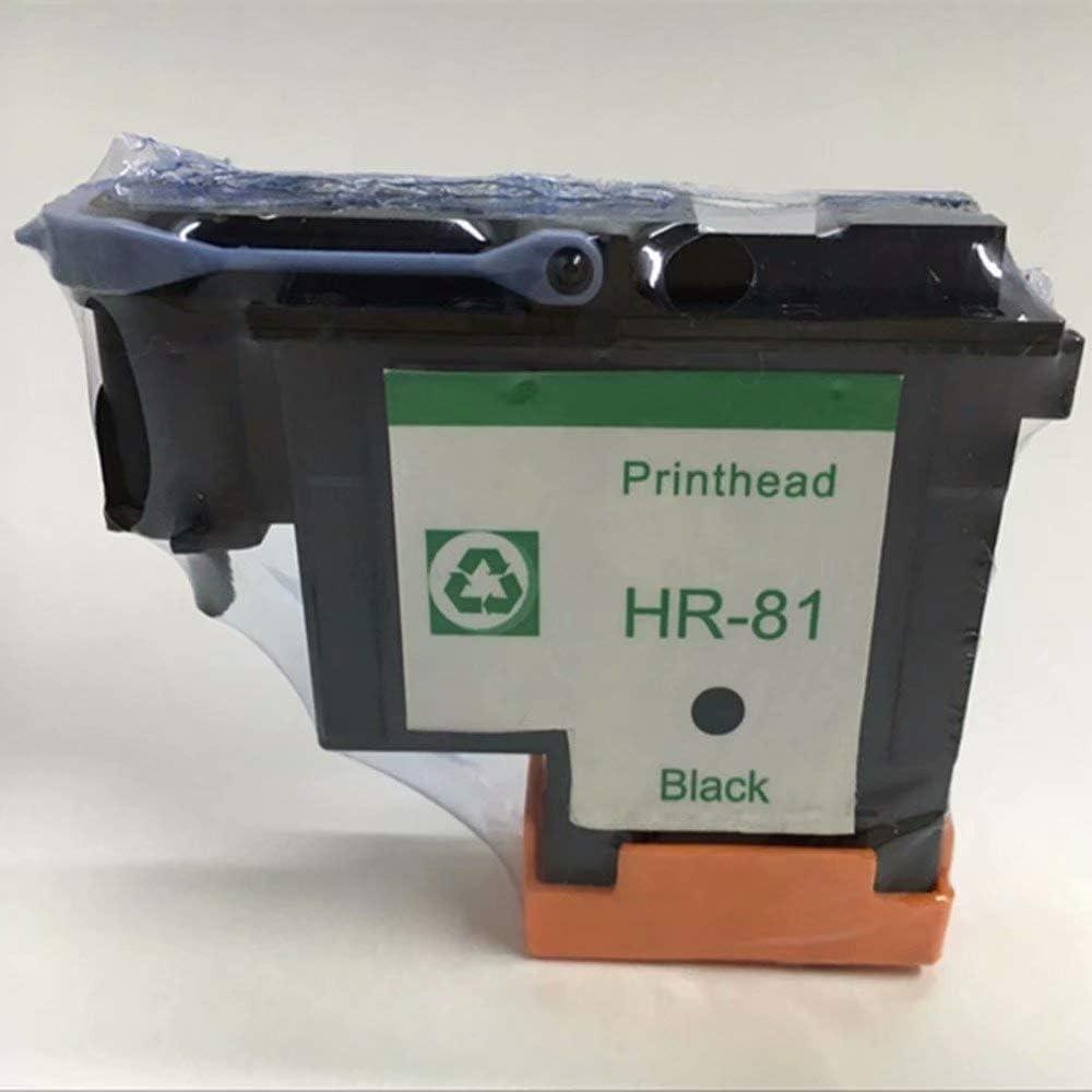 No-name Remanufactured 1 Set 6 Pcs Printhead Print Head Printer Head for HP81 HP 81 C4850A C4851A C4852A C4853A C4854A C4855A Designjet 5000 5500PS HP5000 Inkjet Printer