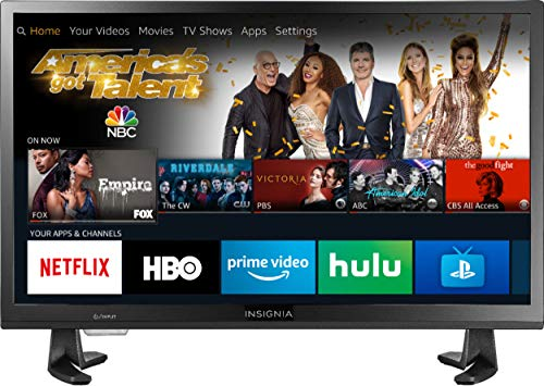 Insignia NS-24DF310NA19 24-inch 720p HD Smart LED TV- Fire TV Edition (Tv Dvd Combo 19 Inch)