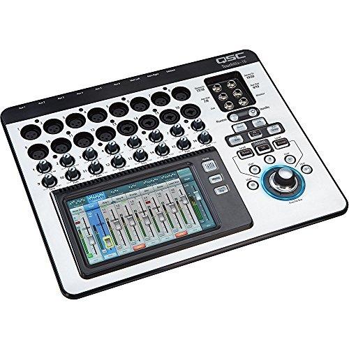 QSC TouchMix-16 Compact Digital Mixer with ()
