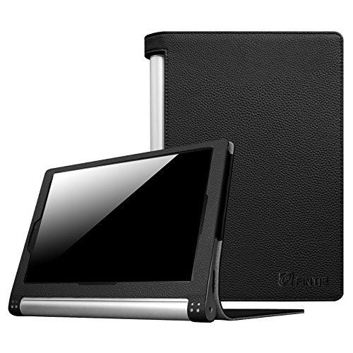 finest selection 3f37c cc7ae Fintie Lenovo Yoga Tablet 2 10 Folio Case Cover with Auto - Import ...