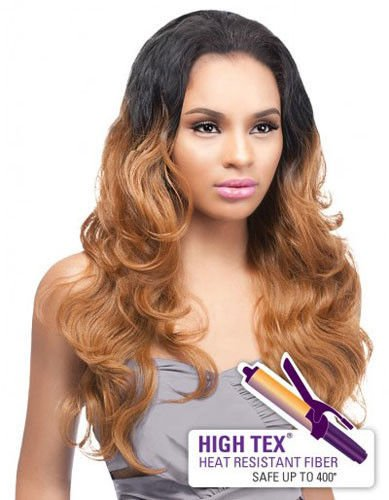 Outre Quick Weave Synthetic Half Wig - Malaysian-1