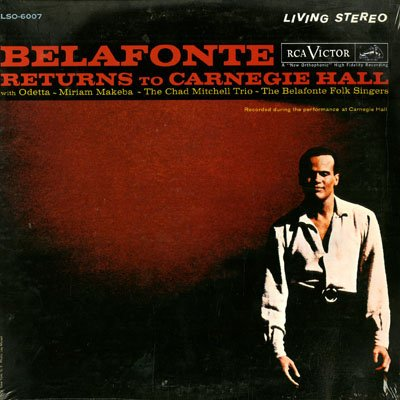 Returns To Carnegie Hall [Vinyl] by RCA Victor Records
