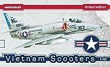 Eduard 1/48 Limited Edition Vietnam Scooter's A-4 Skyhawk Model Car
