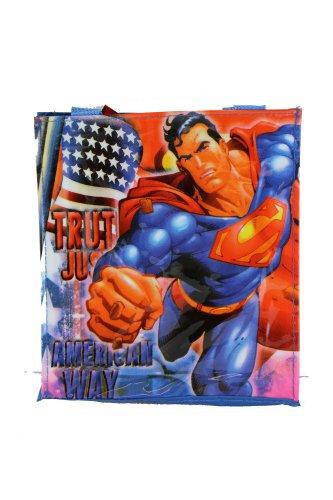- DC Comics Superman Mini Tote Bag-Small Children's Size
