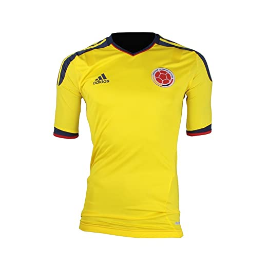 8cc49ae646372 Amazon.com: Adidas Colombia Home Jersey 2013 YOUTH. (S): Clothing