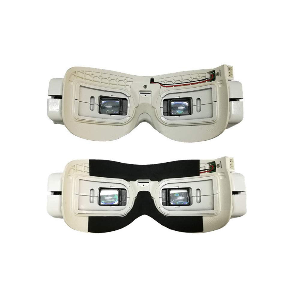 URUAV Anti Light Leakage Faceplate Pads for Fatshark FPV Goggles Video Headset Glasses Spare Parts