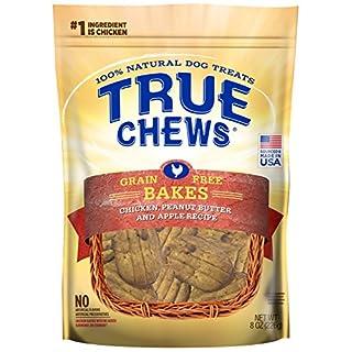 True Chews Premium Bakes - Chicken, Peanut Butter, & Apple 8 oz