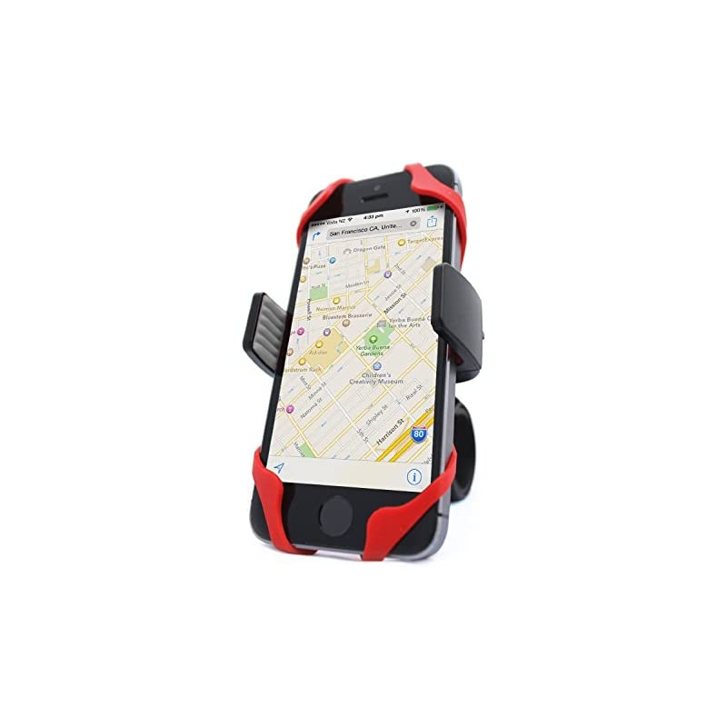 Vibrelli Universal Bike Phone Mount - Fi