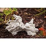 Forest Fairy on Limb Statue