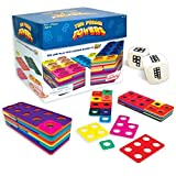 Junior Learning Ten Frame Towers Teaches Counting Numbers/Visualizing Numerals and Building Number Bonds Game by Junior Learning
