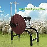 SHZICMY Electric Goat Shears Scissors Grinding Machine Sheep Clipper Blade Sharpener (US Stock)