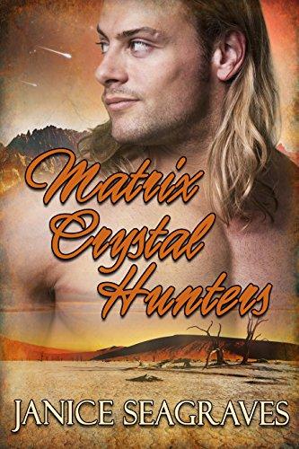Matrix Crystal Hunters: Book One of the Matrix Crystal Series (Matrix Crystals 1) by [Seagraves, Janice]