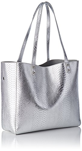 Totes Verdugo Plateado Bolsos Christian argent Lacroix Mujer 1 Uxq5pCw