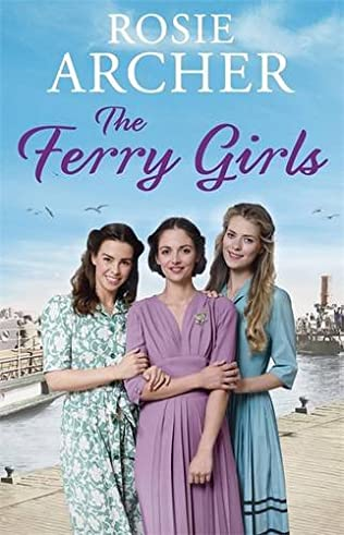 book cover of The Ferry Girls