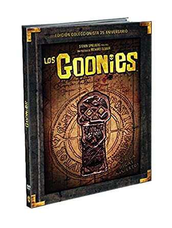 Los Goonies Digibook [DVD]: Amazon.es: Sean Astin, Josh ...