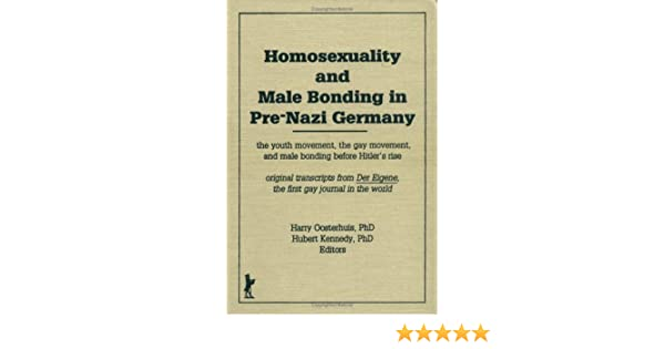 Homosexuality pre nazi germany