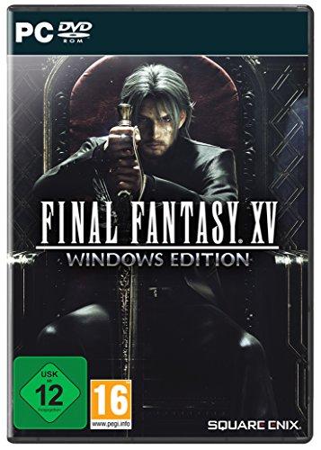 Final Fantasy XV: Windows Edition. Für Windows 8/10