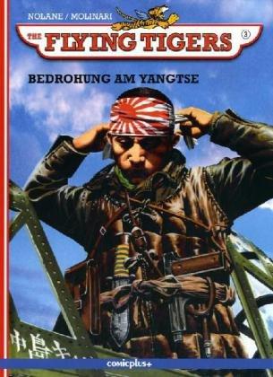The Flying Tigers   Bedrohung Am Yangtse