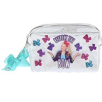 Amazon.com: JOJO Siwa maquillaje bolsa de cosméticos bolsa ...