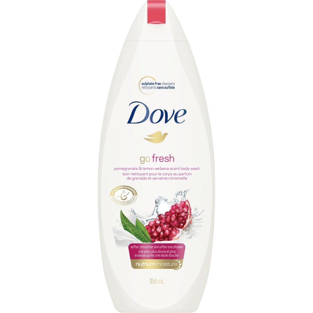 Dove Go Fresh Revive Pomegranate & Lemon Verbena Body Wash 354 ML