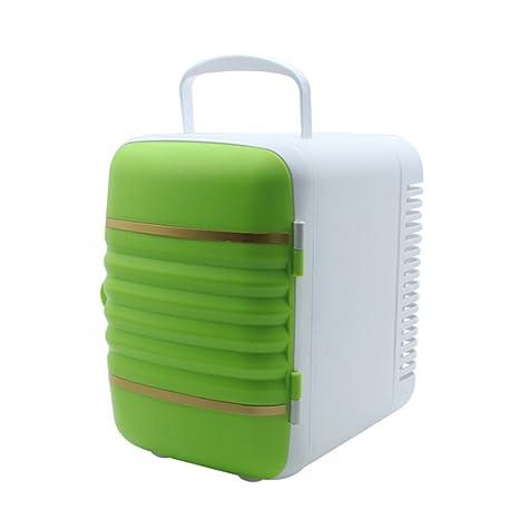 Mini frigorífico con función de calor, samber 4 litros Frigorífico ...