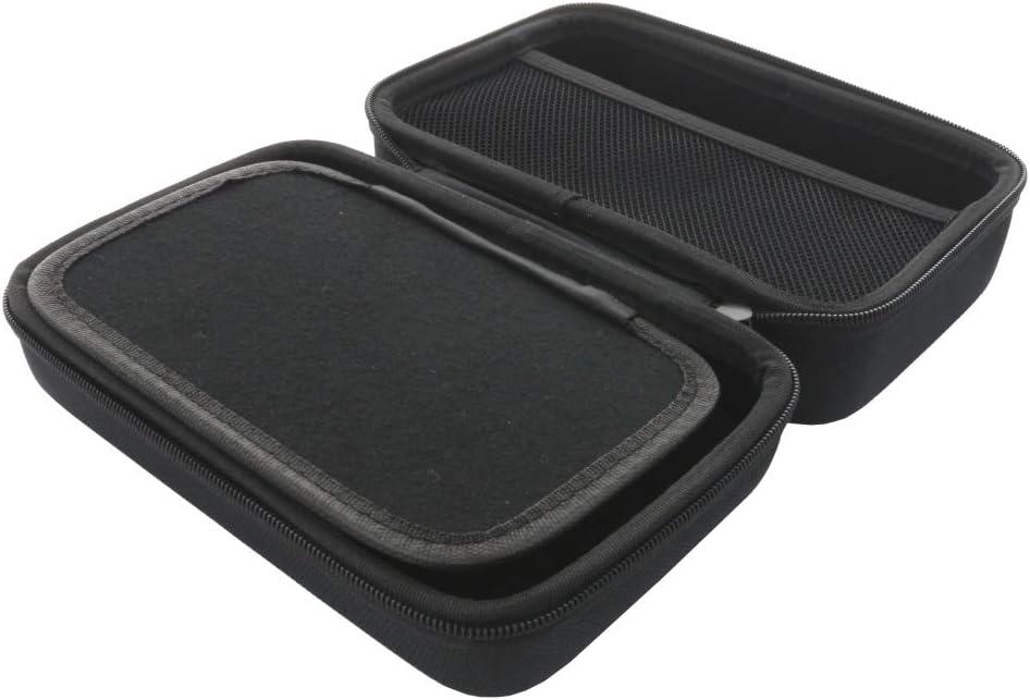 TomTom Go Start Via Blaupunkt Garmin Drive Universal GPS soft case for 5 6 7 inch navigation devices for Becker gray