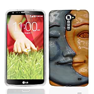 For LG G2 Verizon Sun and Moon Case Cover