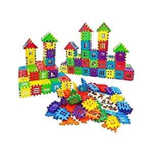 FunBlast Building Blocks for Kids...