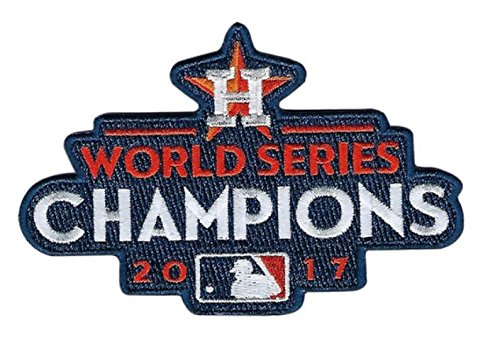 World Emblem Series Patch (Houston Astros 2017 World Series Champions Patch)