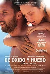 De Óxido Y Hueso [Blu-ray]