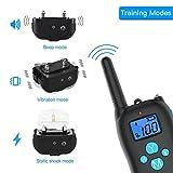 Nemobub Dog Training Collar 1000ft Remote