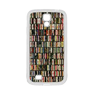 80s Music Cassette Collection - Samsung Galaxy S4 Glossy White Case
