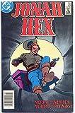 Jonah Hex comic book