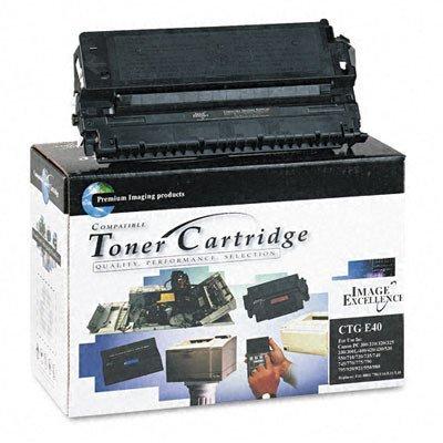 CLOVER DISTRIBUTING CTGE40 Copier toner for canon pc-710/720/730/735/740/745/770/775/780/785/790/795 (e40), Office Central