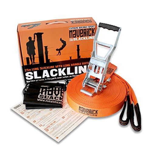 Slackline Original Maverick Slackline Set Original Maverick Boxed Set 7CxqZIF