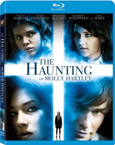 Haunting of Molly Hartley, The Blu-ray