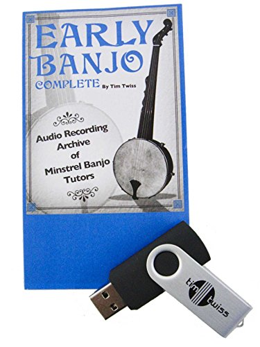early-banjo-complete-usb-flash-drive